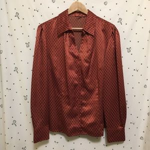 [Vintage] Long Sleeve Button Up